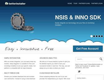 Thumbshot of Betterinstaller.com