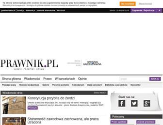 Thumbshot of Prawnik.pl