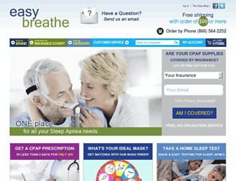 Thumbshot of Easybreathe.com