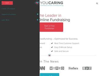 Thumbshot of Youcaring.com