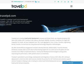 travelpd.com screenshot