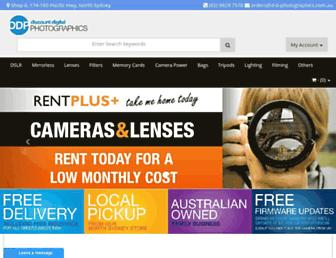 Thumbshot of D-d-photographics.com.au