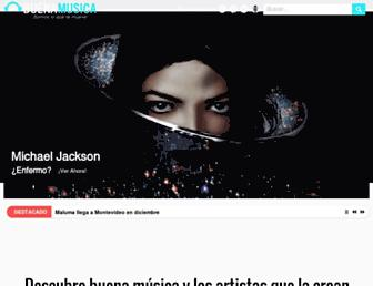 buenamusica.com screenshot