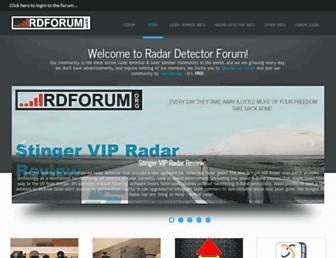 Thumbshot of Rdforum.org