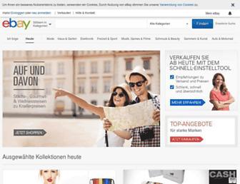 Thumbshot of Ebay.ch