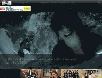 mun2.tv screenshot