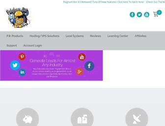 paighambot.com screenshot