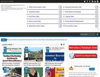 jobsinsidcul.com screenshot