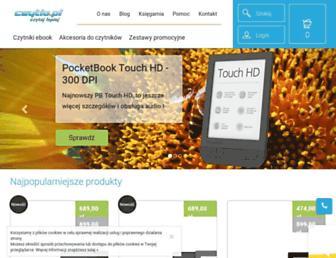 czytio.pl screenshot