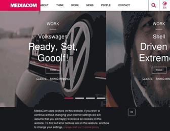 Thumbshot of Mediacom.com