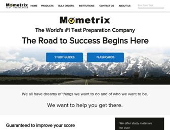 mometrix.com screenshot