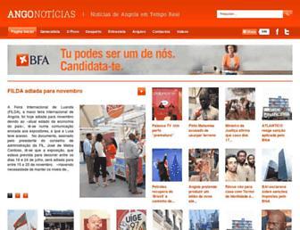 Thumbshot of Angonoticias.com