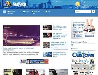 Thumbshot of Kcrg.com