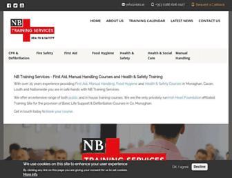 nbts.ie screenshot
