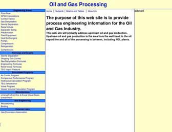 oilgasprocessing.com screenshot