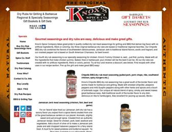 Thumbshot of Knoxspice.com