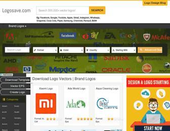 logosave.com screenshot