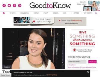 Thumbshot of Goodtoknow.co.uk