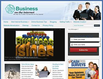 Thumbshot of Businessontheinternet.org