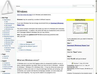 winassist.org screenshot