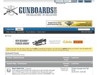 forums.gunboards.com screenshot