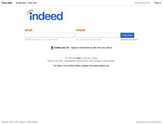 Thumbshot of Indeed.co.za