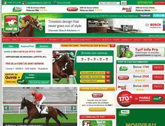 turf-fr.com screenshot
