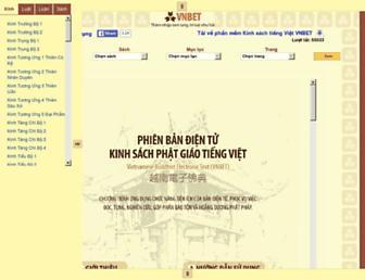 vnbet.vn screenshot