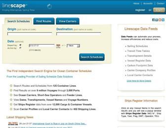 linescape.com screenshot