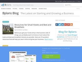 articles.bplans.com screenshot