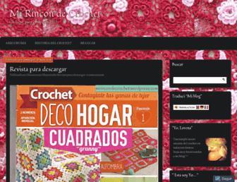 mirincondecrochet.wordpress.com screenshot