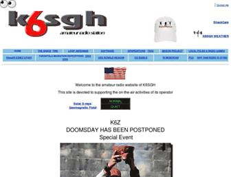 k6sgh.com screenshot