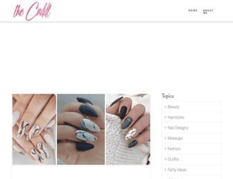 thecuddl.com screenshot
