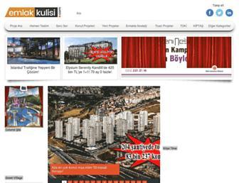 Thumbshot of Emlakkulisi.com
