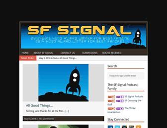 Thumbshot of Sfsignal.com
