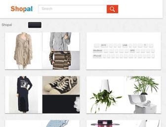Thumbshot of Shopal.jp