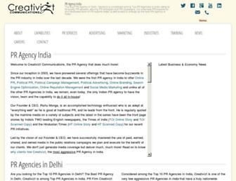 creativizt.com screenshot