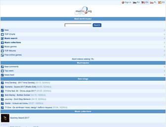 en.muzmo.ru screenshot