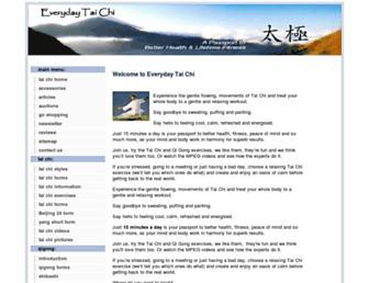 Thumbshot of Everyday-taichi.com