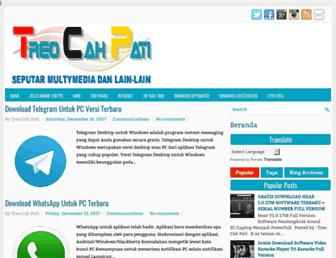 treo-cahpati.blogspot.com screenshot