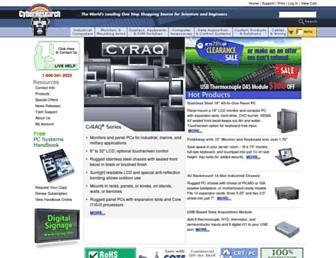 cyberresearch.com screenshot