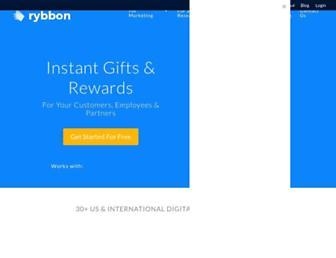 rybbon.net screenshot