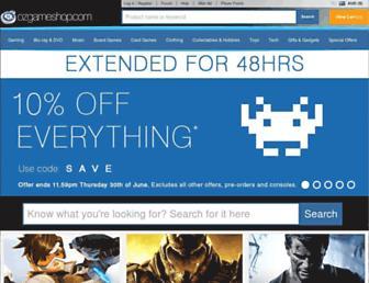 Thumbshot of Ozgameshop.com