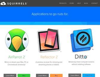 Thumbshot of Airsquirrels.com
