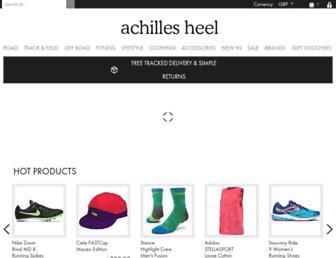 Thumbshot of Achillesheel.co.uk