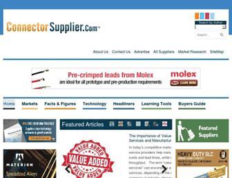 connectorsupplier.com screenshot