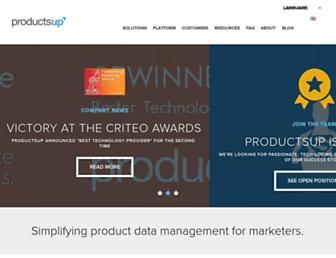 Thumbshot of Productsup.com