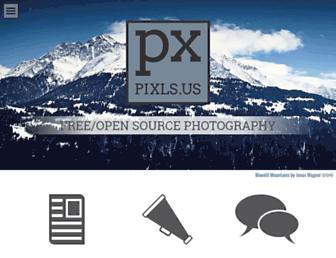 pixls.us screenshot