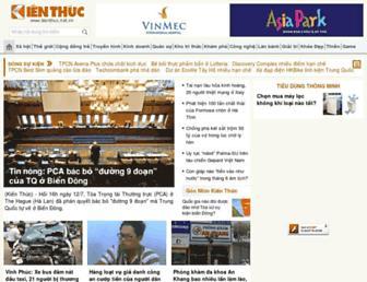 kienthuc.net.vn screenshot