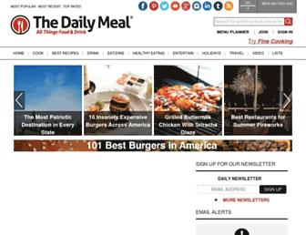 Thumbshot of Thedailymeal.com